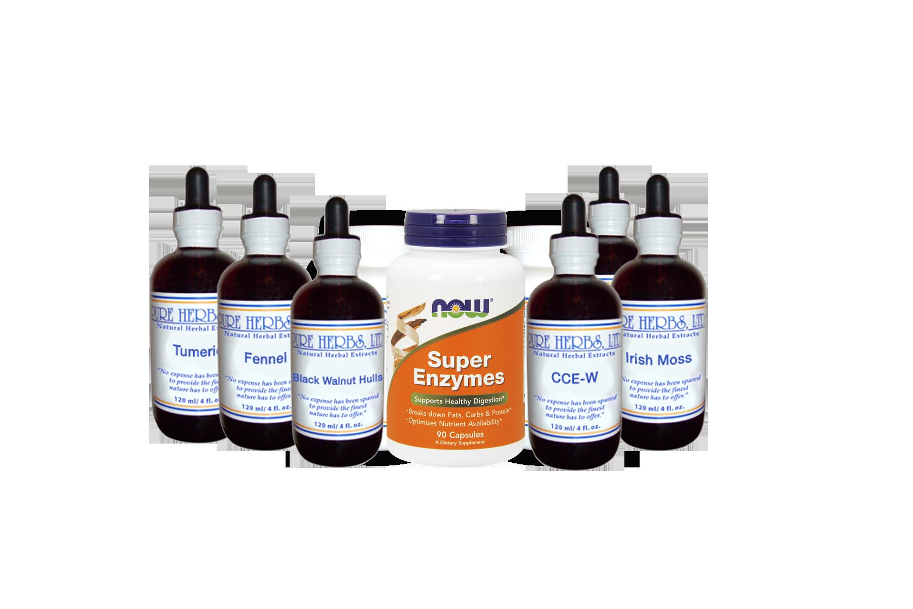 Bowel Cleanse, Liquids