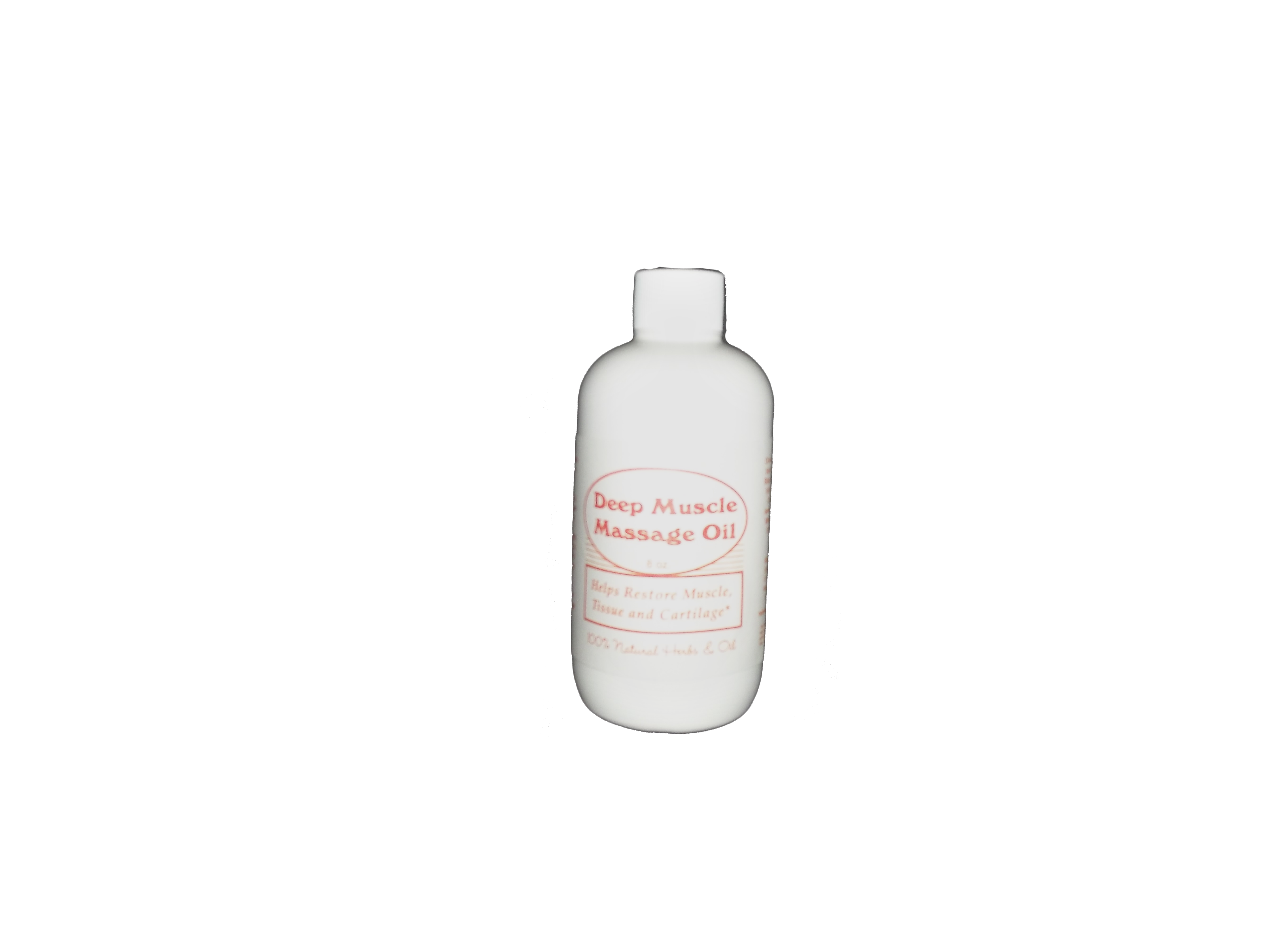 Deep Muscle Tissue Massage Oil