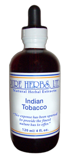 Indian Tobacco 4oz