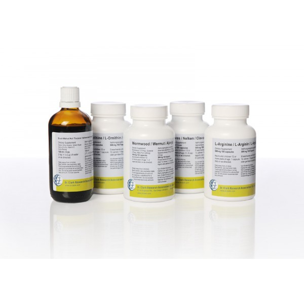 Parasite Cleanse in Capsule Form