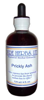 Prickly Ash 4oz