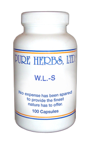 W.L.-S Capsules 100 ct.