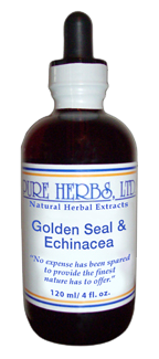 Golden Seal And Echinacea Combination 4oz