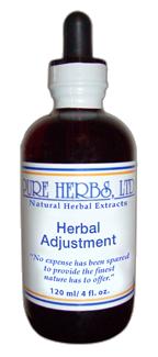 Herbal Adjustment 1oz